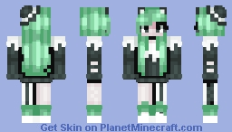 You've had me underrated.  (Exaclibros' Contest) Minecraft Skin