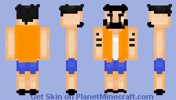 ~Henry~ Firewatch Minecraft Skin