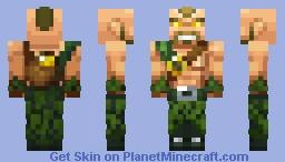 Forest Brawler - PVP Warrior Minecraft