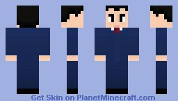 Gman. Minecraft Skin
