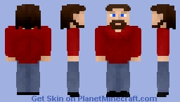Gronkh 2016 Minecraft Skin
