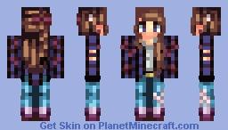 ~Not so rebel~ Lyя Minecraft Skin