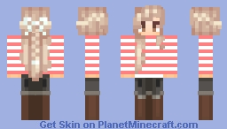 Inspired by the H20 Show/girl! Minecraft Skin