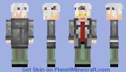 Itona Horibe Minecraft Skin