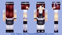Little Lady Minecraft Skin