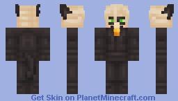 - ℂ𝕙𝕒𝕥 ℕ𝕠𝕚𝕣 - { Miraculous Ladybug } Minecraft Skin