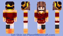 Megumin - konoSuba Minecraft Skin