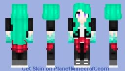 OC | MrDoubleK | Kate Wilson | Skin Request Minecraft Skin