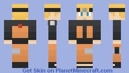 Naruto - Redone Minecraft Skin