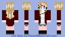 [ ℬ𝓵𝓸𝓼𝓼𝓸𝓶 ℬ𝒆𝓪𝓾𝓽𝔂 ] | ✦ Stucky ✦ Minecraft Skin