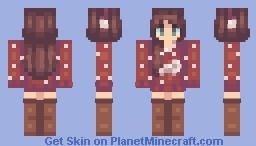 ☾ | Blood money, Blood money. Minecraft Skin