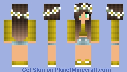skin request ~ yesmeenaa Minecraft Skin