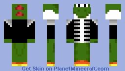The Black Parade- Yoshi Minecraft Skin