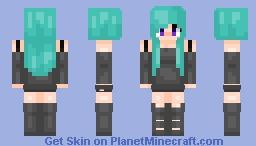 (づ ̄ ³ ̄)づ  [redo] 3 alts in desc Minecraft Skin