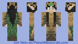 Elven Prince (Armored) Minecraft