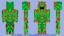 Atari Centipede [ Retro Skin Contest] Minecraft