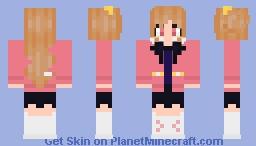𝓢𝓴𝔂 ~ Fandomstuck {{Nyo!talia}} Minecraft Skin