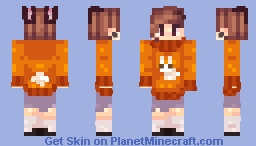 genderbend mable -for a friend Minecraft Skin