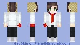 Revenge Era Frankie Minecraft Skin