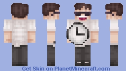 IT'S TIME TO STOP Minecraft Skin