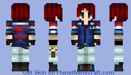 My Chemical Romance-Party Poison Minecraft