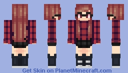 Wasn't gonna upload this but, heck, why not Minecraft Skin