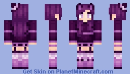 Purr :3 | Looks better in 3D Minecraft Skin