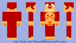 Donkey Kong from the 1981 Arcade Game! Minecraft Skin