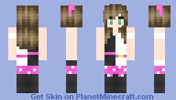 Retro t๏гเ Minecraft Skin