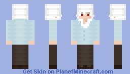 IDidntExpectThat • No. 6 • Minecraft Skin