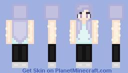 The Innocent Scene Minecraft Skin