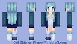 st | river Minecraft Skin