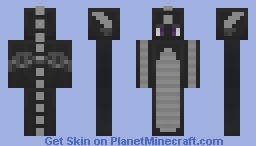 NightWing (Pixel_Dragon Suggestion) Minecraft Skin