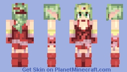 Tiki - Fire Emblem Awakening (No Cape) Minecraft Skin