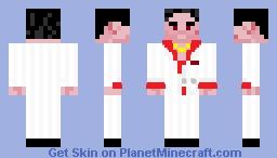 Tony Montana (Scarface) Minecraft Skin