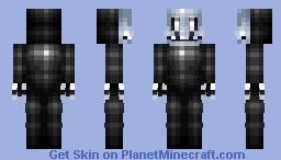 FNaF World Cute Nightmarionne Thing Minecraft Skin