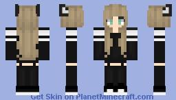 Sowwy ;~; Minecraft Skin