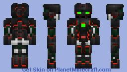 1d+2d=3d Skin Minecraft Skin