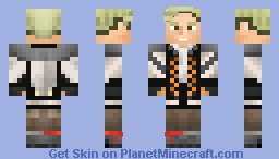 EAT MY SHORTS!  [Retro Skin Contest] Minecraft Skin
