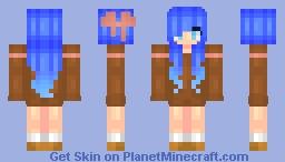 ☾ Brbpizza ☽ Minecraft Skin