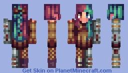 ~Bipolarity~ Lyя (personnal) (Popreel!?!?!?!?!?!?! ILYSM!!!!!) Minecraft Skin