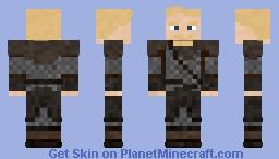 Northman with Chain Armor Minecraft Skin