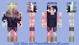 Lana Del Rey Minecraft Skin