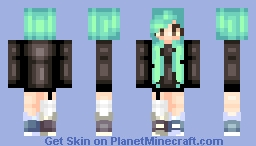 Creating things Minecraft Skin