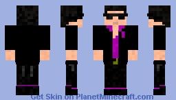 John Travolta - Grease (At The Dance) Minecraft Skin