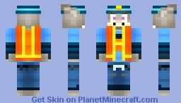 Judy Hopps Meter Maid Disneys ZOOTOPIA Minecraft Skin - Minecraft hauser alt