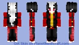 Keaton/Flannel (Fire Emblem:Fates) Minecraft Skin