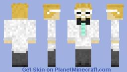 Ca-ca-ca-ca-ca-catch the wave! Minecraft Skin