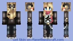 ~I am different~ Lyя Minecraft Skin