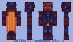 Vision - PBL Round 01 Minecraft